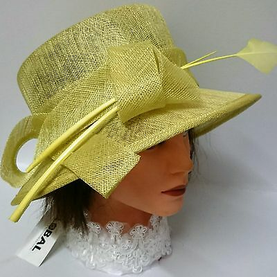 Melbourne cup Race day carnival small/medium  brim hat