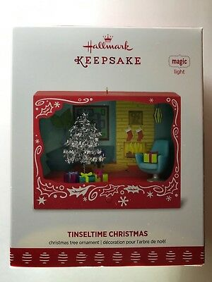 Hallmark KEEPSAKE 2017 TINSELTIME CHRISTMAS