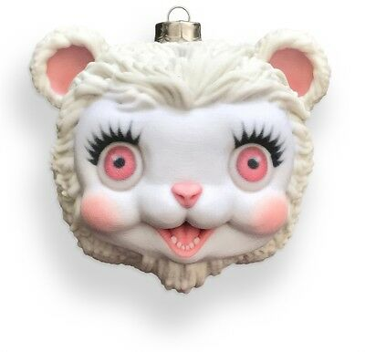 Mark Ryden - Snow Yak Ornament - Limited Edition Of 250