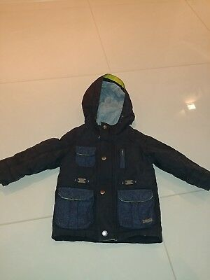 Ted Baker boys coat 12-18 months