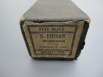 Pianola Roll * Vintage Piano Roll * Inverarie - Fox-Trot * No S10048 *