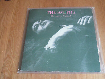The Smiths: The Queen Is Dead LP. Rare 1989 Yugoslavian Issue