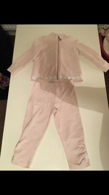 Moncler Baby Girl Tracksuit