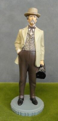 Franklin Mint Gone With The Wind Dr. Meade Figurine