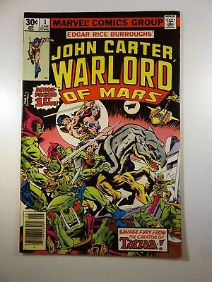 John Carter Warlord of Mars #1 VF-NM!! Condition Great Reading Series!!