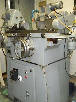 Covel 512 Cylindrical Grinder with I.D. Attachment WORKS GREAT!!!