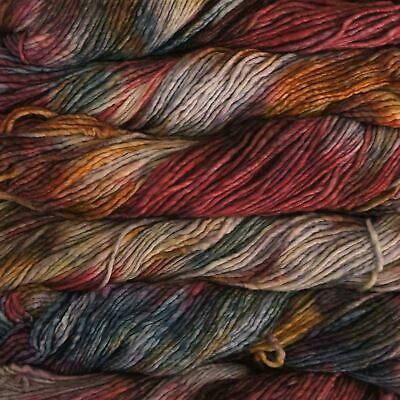 Malabrigo Worsted Aran Merino Knitting Yarn Wool 100g - Milonga (627)