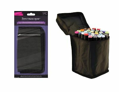 Crafters Companion Spectrum Noir Ink Pen Storage Case - Holds 36 Pens