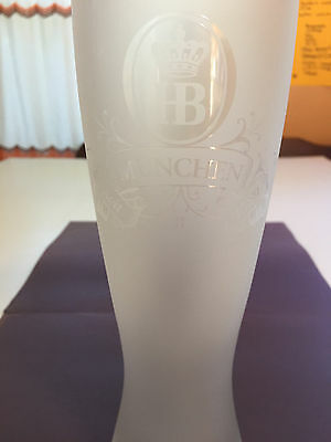 German Frosted Limited HB Beer Glass