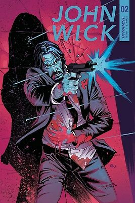 John Wick #2 Both Cover A&c Epic Comic Of The Year! Rescheduled -4/11/18+