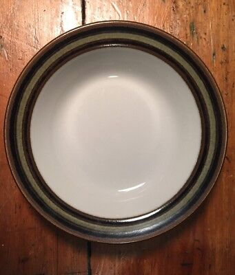 "EUC *Single* Vintage Arabia Karelia Large 7 7/8"" Rimmed Soup Bowl, Finland"