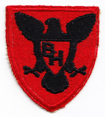 86th Infantry Division snow back US Army WW2
