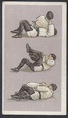 Wills Flag Issue-Jiu Jitsu-#15- Quality Card!!!