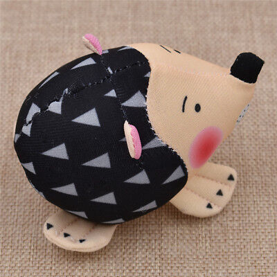 Handmade Kawaii Hedgehog Toy Shape Pin Cushion Needle Storage Holder Fabric
