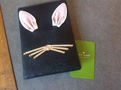 Kate Spade Rabbit Imogene Hop To It Credit Card/Passport Holder, NWT, great buy