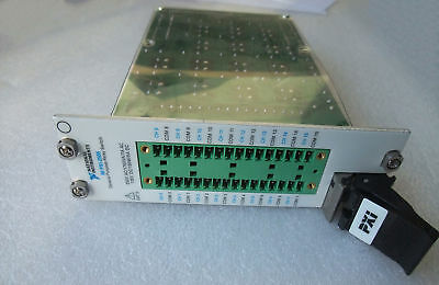 100% TEST National Instruments NI PXI-2565 General Purpose Relay Switch Card