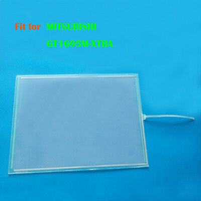 New for MITSUBISHI GT1695M-XTBA, GT1695MXTBA Touch Screen Glass