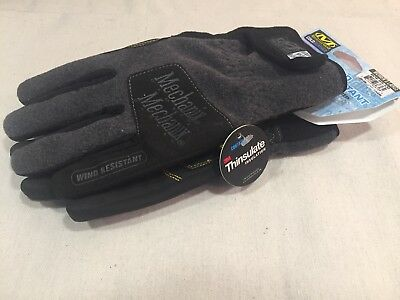 New Mechanix Gloves Cw Cold Weather Original Insulated Mechanics Womans Large