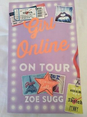 Girl Online: On Tour by Zoe Sugg (Paperback, 2015)