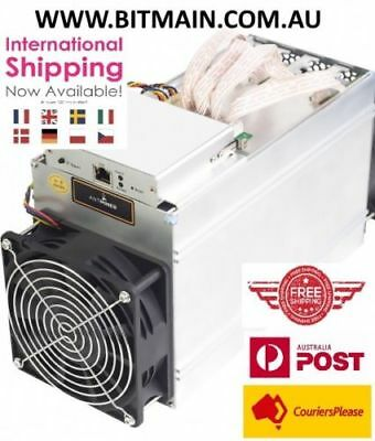Bitmain Antminer S9 13.5 TH/s January Batch inc Delivery