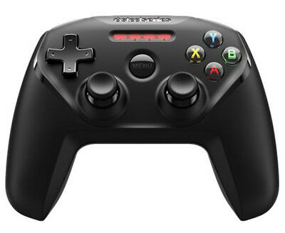 SteelSeries Nimbus Wireless Gaming Controller - Black