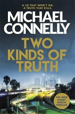 Two Kinds of Truth AUDIOBOOK DOWNLOAD MP3 by Michael Connelly Audio-book