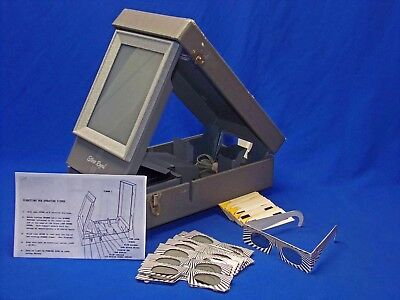 1950 STEREO ROYAL Group Realist Slide Stereoviewer Viewer 3D Glasses Slides More