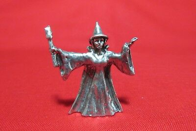 Pewter Witch  Figurine