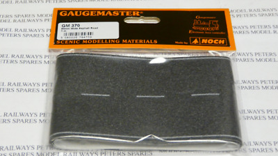 Gaugemaster GM370 Tarmac Road 80mm Wide (1m) HO/OO Gauge