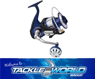Daiwa Saltist LTD Spin Reel Tackle World Mackay