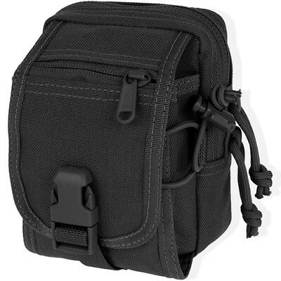 Maxpedition M1 Unisex Pouch Waistpack - Black One Size