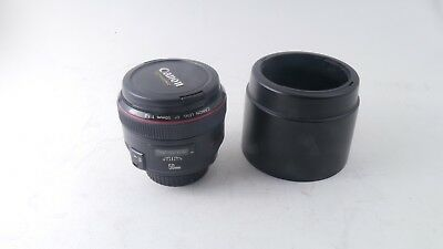 Canon EF 50mm F/1.2 L USM Lens Lente Recent photo done with the Lens