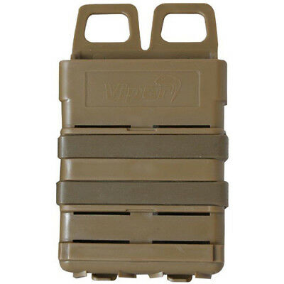 Viper Quick Release Case Unisex Pouch Mag - Coyote One Size