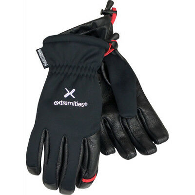 Extremities Guide Mens Gloves - Black All Sizes