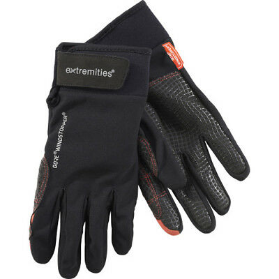 Extremities Tor Mens Gloves - Black All Sizes