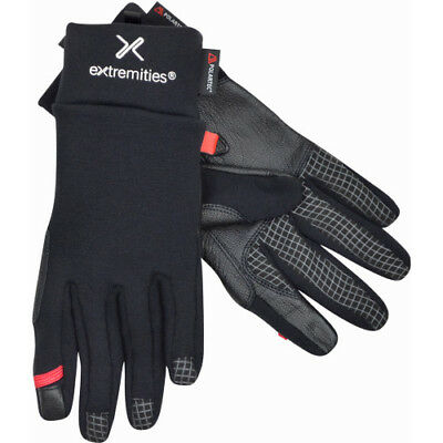 Extremities Sticky Power Stretch Pro Mens Gloves - Black All Sizes