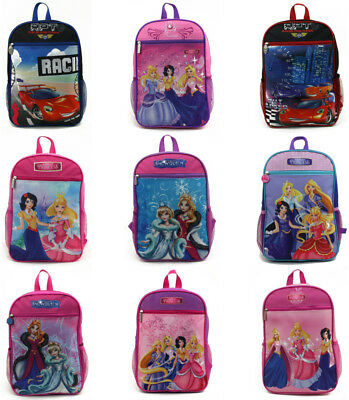 """15"""" Character Backpack Assorted Colors Lot Of 24 Assorted Colors Ultimate Value"""