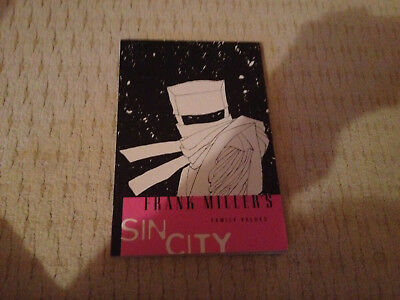 Sin City Vol 5: Family Values GN by Frank Miller