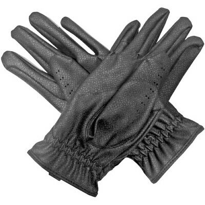Mark Todd Synthetic Unisex Gloves Competition Glove - Black All Sizes