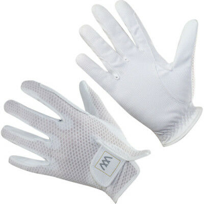 Woof Wear Event Womens Gloves Competition Glove - White All Sizes
