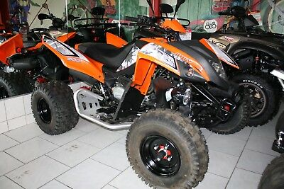 Quad Adly 500 Canyon Cross