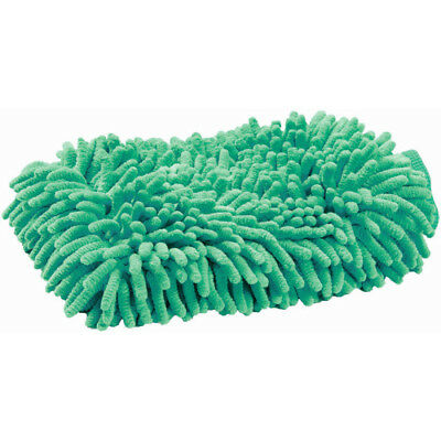 Roma Microfibre Wash Unisex Horse Care Grooming Mitt - Teal One Size