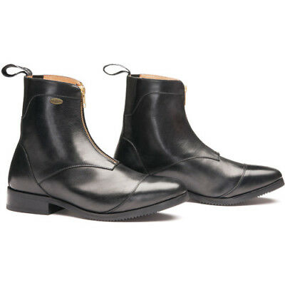 Mountain Horse Sovereign Unisex Boots Paddock - Black All Sizes