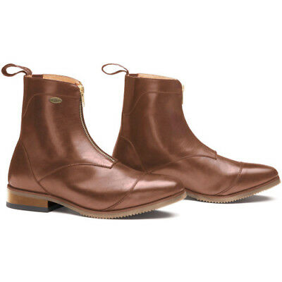 Mountain Horse Sovereign Unisex Boots Paddock - Brown All Sizes