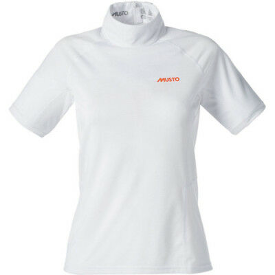 Musto Performance Stock Womens Shirt Competition - White All Sizes