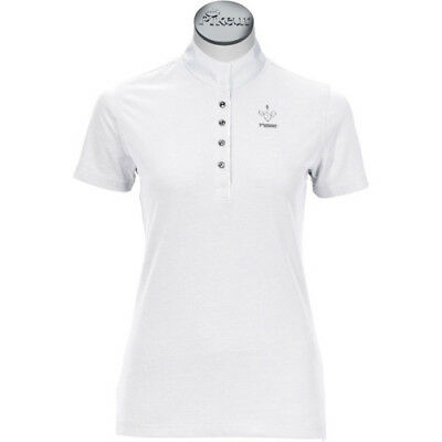 Pikeur Ladies Womens Shirt Competition - White All Sizes