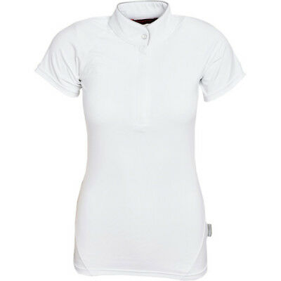 Horseware Ladies Sara Womens Shirt Competition - White All Sizes
