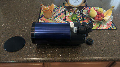 """Meade ETX-125 5"""" Telescope or Spotting Scope Optical Tube - 8x25mm Finder + MORE"""