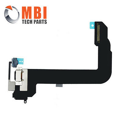 Charging Dock Port Connector Cable Audio Jack Home Flex for iPod Touch 6th Black