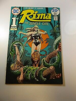 Rima The Jungle Girl #1 FN condition Huge auction going on now!